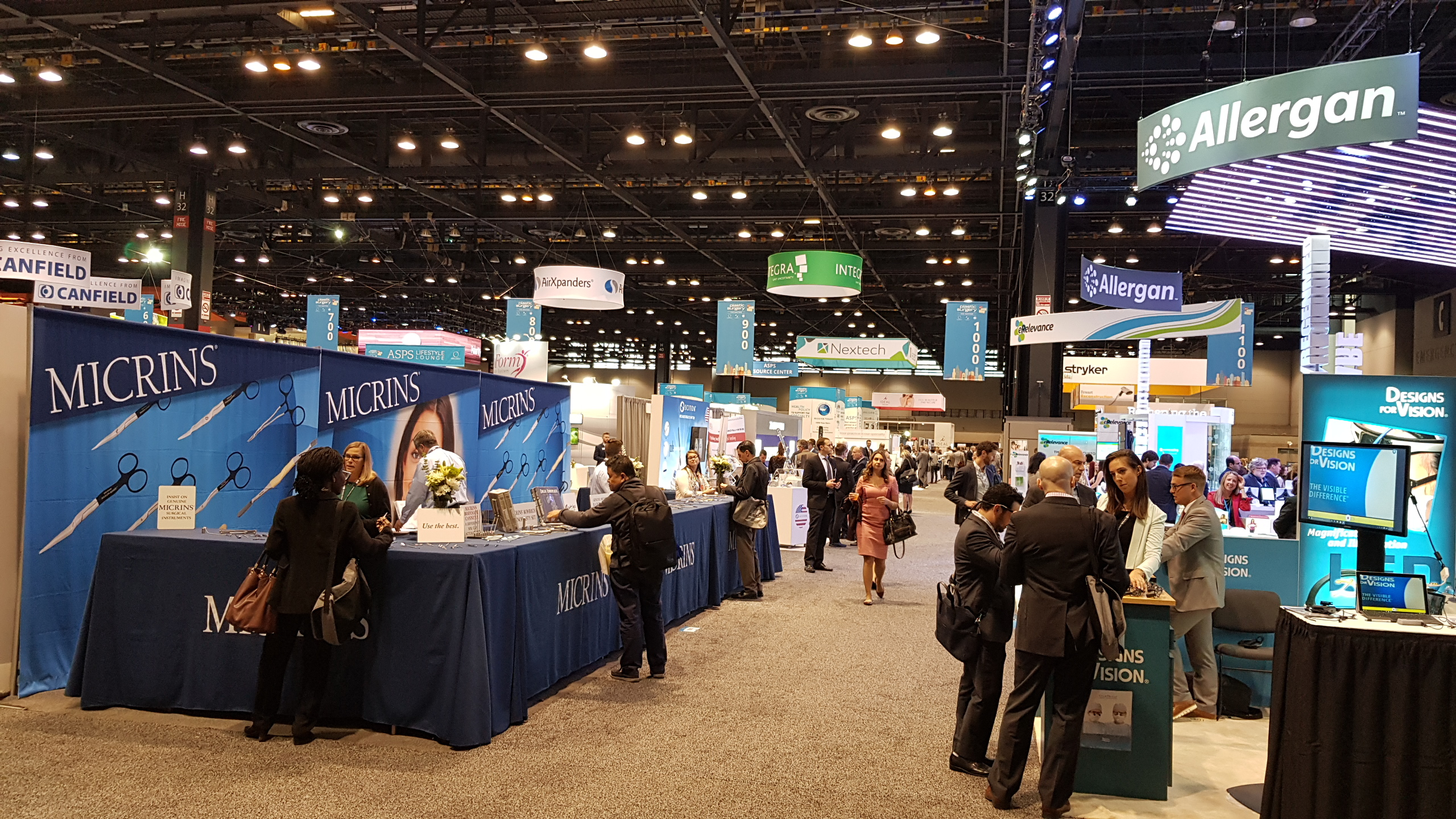 Grand Aespio exhibited at 88th PSTM 2018, Plastic Surgery The Meeting